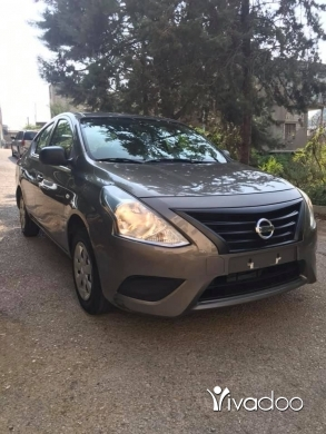 Nissan in Beirut City - Nissan sunny model 2015 full very clean low mileage 71/561000