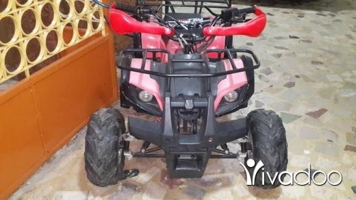 Baotian in Tripoli - ATV HUMMER 125 CC