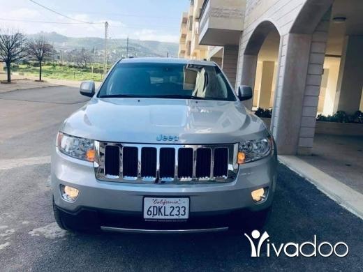 Jeep in Beirut City - Grand cheroke 2011 hemi V8 5.7 ajnpe