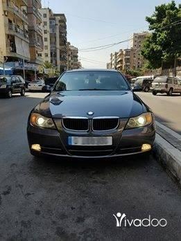 BMW in Tripoli - E90 328i 2008 ndifeh badda tertib 3ala l5afif w se3er nihe2i