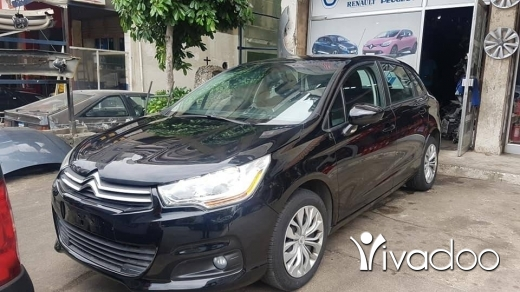 Citroen in Beirut City - Citroen c4 full aut 2016
