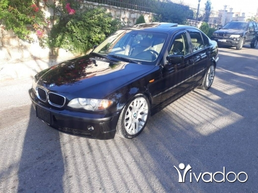 BMW in Beirut City - for sale 2003 bmw 325i