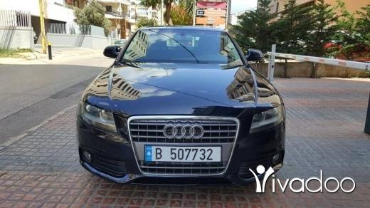 Audi in Ain el-Remmaneh - اودي موديل ٢٠٠٩