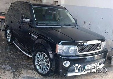 Rover in Zahleh - Range rover hse 2008 look 2012 autobiographie