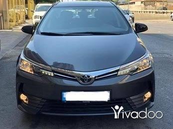 Toyota in Beirut City - Toyota corolla 2017,