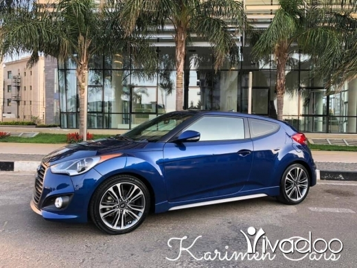 Hyundai in Beirut City - Hyundai Veloster TURBO; Model: 2016