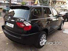 BMW in Beirut City - Bmw x3 model 2004 3le 5 arkam full option panoramic 60000 miles