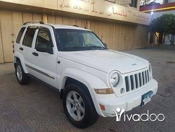 Jeep in Zahleh - Jeep Liberty 2005 White