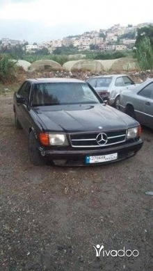 Mercedes-Benz in Sour - benz 88 420