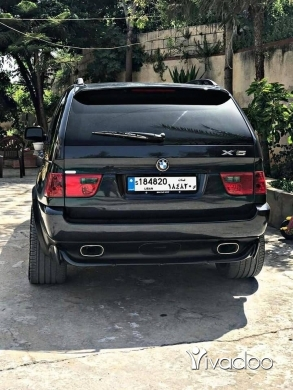 BMW in Sour - BMW x5 v6