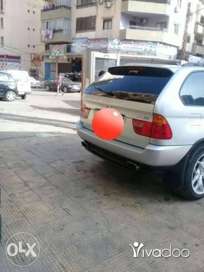 BMW in Beirut City - Bmw x5 2003