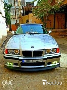 BMW in Beirut City - Bmw e36 320i look m3 1995 jant [hidden information]