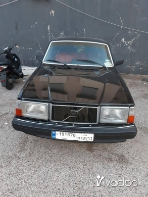 Volvo in Port of Beirut - فولفو