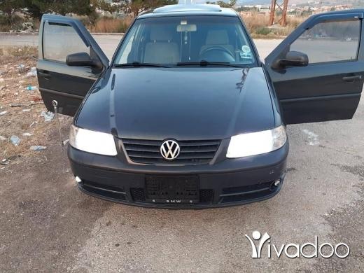 Volkswagen in Beirut City - Golf Gol model 2004