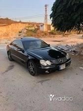 Mercedes-Benz in Nabatyeh - clk model 2003 5ar2et lndfe miknika jded mokyf talej b3ml wekle mskar wekle