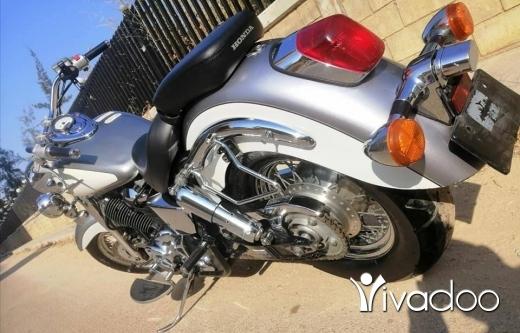 Honda in Beirut City - Moto