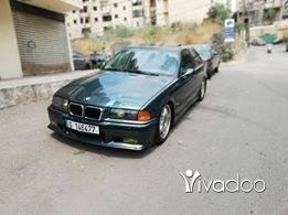 BMW in Beirut City - For sale BMW E36 328i model 1998 full vites tell