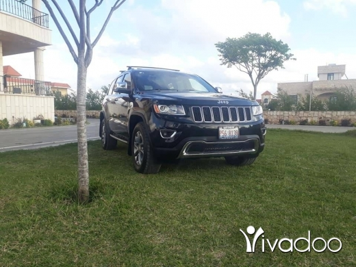 Jeep in Beirut City - Grand cherokee limited