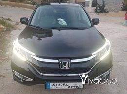 Honda in Sour - Honda crv 2015