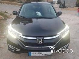 هوندا في صور - Honda crv 2015