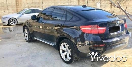 BMW in Beirut City - Bmw x6 2009. السيارة موجودة في صوفر