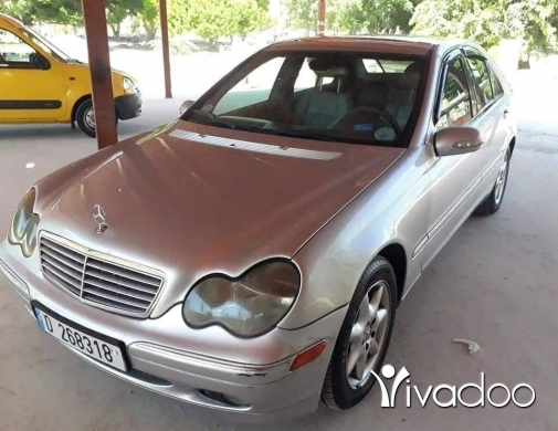 Mercedes-Benz in Beirut City - mercedes C240 2002