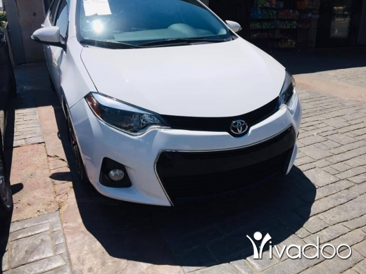 Toyota in Beirut City - Toyota corolla 2014 S