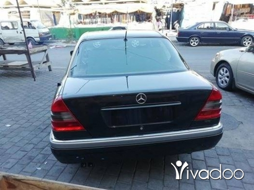 Mercedes-Benz in Tripoli - مرسيدس c280