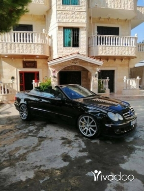 Mercedes-Benz in Saida - Mercedes-Benz clk 350 2007