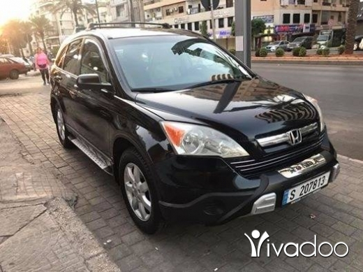 Honda in Beirut City - Honda crv model 2007 fat7a, jiled, excellent condition ☎️☎️