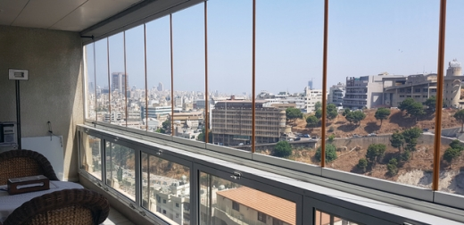 Apartments in Hazmiyeh - Apartment For Sale in Hazmieh Mar Takla Open View 217m
