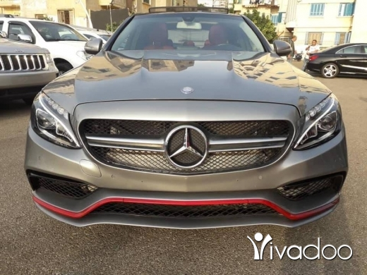 Mercedes-Benz in Beirut City - MERCDES C 300 2015