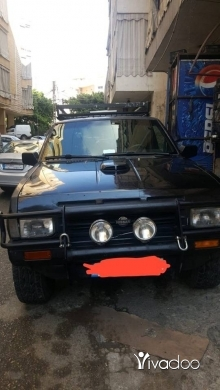Nissan in Baalback - جيب نيسان باسفندر