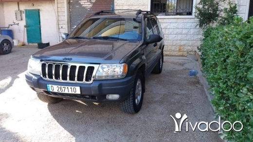 Jeep in Chtaura - Grand Cherokee model l99