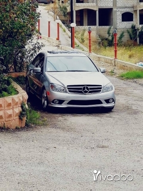 Mercedes-Benz in Sarafande - C300 2010