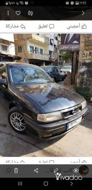 Opel in Tripoli - Opel vectra 93