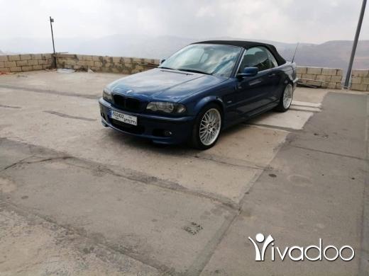 BMW in Port of Beirut - E46 330 vitesse