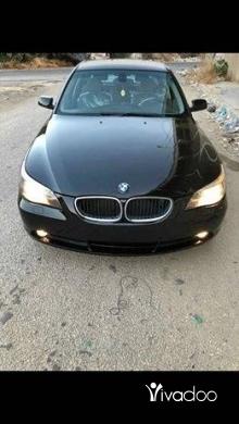 BMW in Tripoli -  ٢٠٠٤ خارقة الجمال