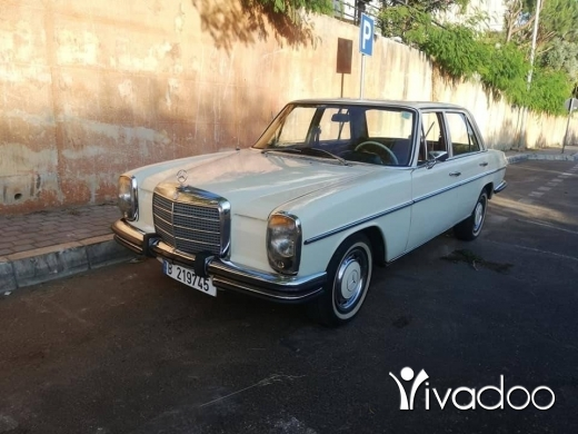Mercedes-Benz in Baabda - mercedes 200 model 1969 orginal