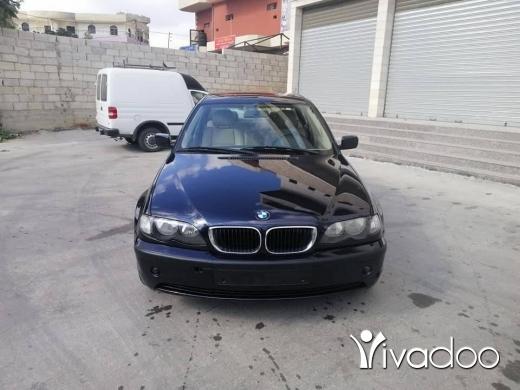 BMW in Nabatyeh - 318 sayara 7elwe 2004