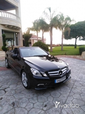 Mercedes-Benz in Beirut City - E 350 2011
