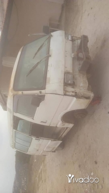 Vans in Akkar el-Atika - فان مازده بخاخ