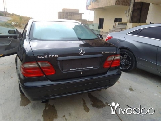 Mercedes-Benz in Beirut City - mercedes clk model 2000