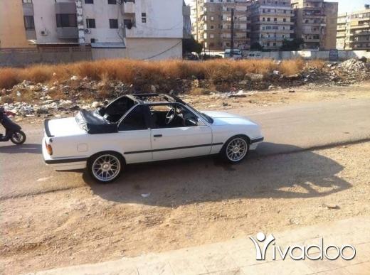 BMW in Tripoli - bmw318