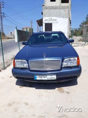 Mercedes-Benz in Beirut City - Mercedes 500se 92 . Kayen cherki ☎️ 03934993