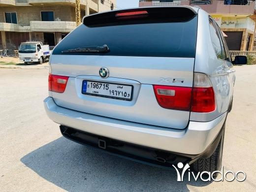 BMW in Tripoli - x5 /2004