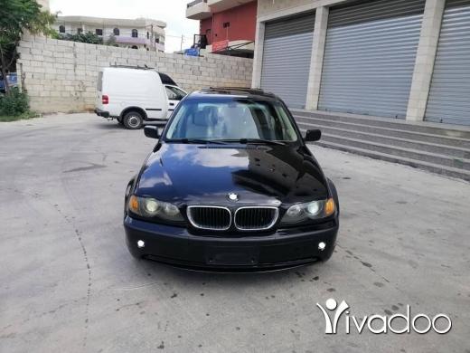 BMW in Nabatyeh - 325 sayara 7elwe 2003