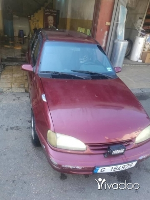 Daewoo in Tripoli - سيارة دايو