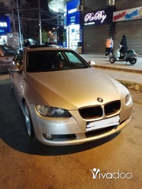 BMW in Tripoli - Bmw E92