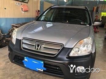 Honda in Tripoli - CRV Model 2005